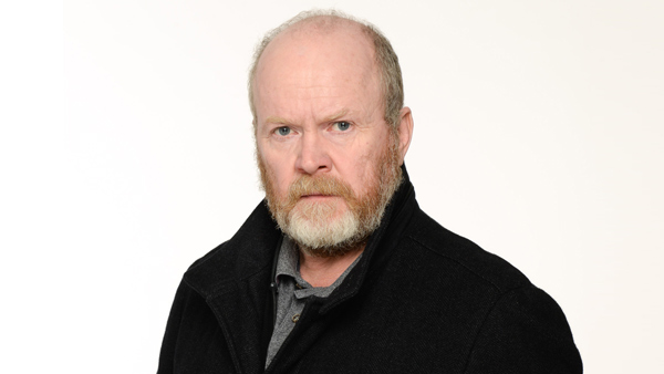 EastEnders 2016/2017: Phil Mitchell (Steve McFadden) Photo: Nicky Johnston (c) BBC 2016