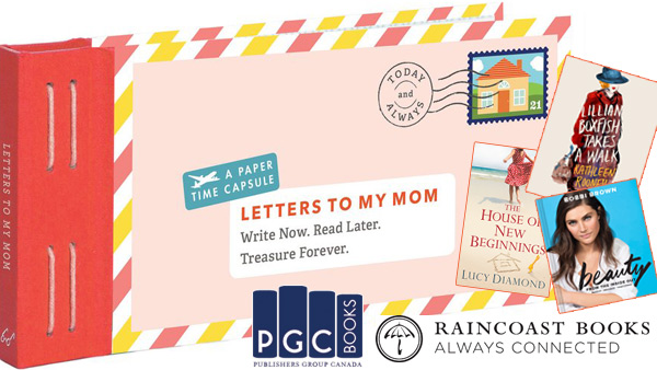 Letters to My Mom Contest