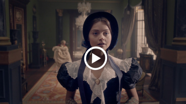 Victoria Extras: Tour of the Buckingham Palace Set