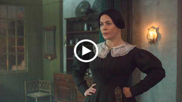 Victoria Extra: Eve Myles is Mrs. Jenkins