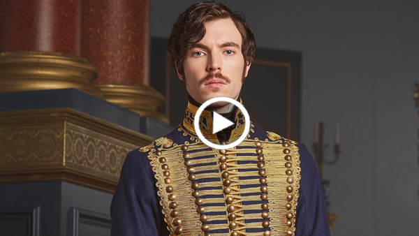 Victoria Extra: Tom Hughes in Prince Albert
