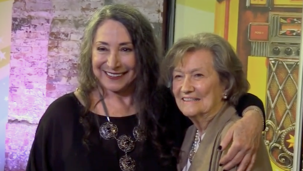 Marilyn Lightstone & Elva