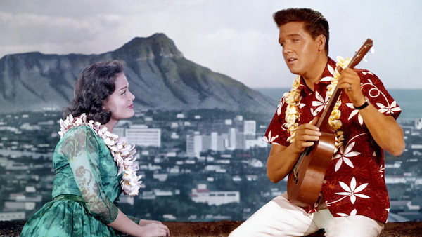 Elvis - Hawaii