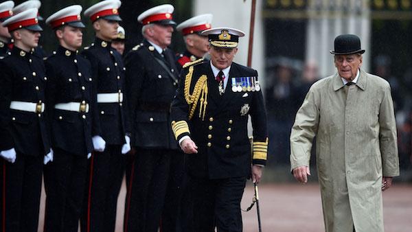 Prince Philip - Finale