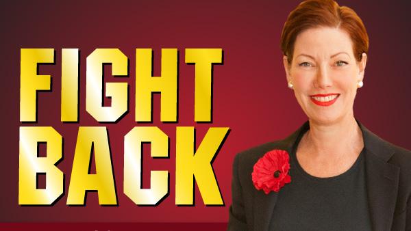Libby Znaimer - Fight Back