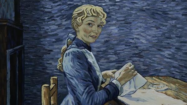 Eleanor Tomlinson - Van Gogh