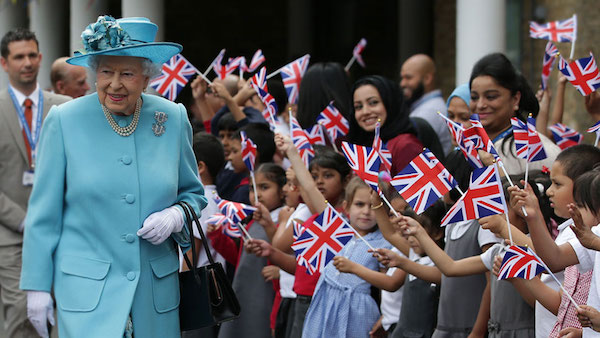 Queen Elizabeth II - Monarchy