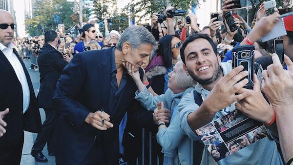 George Clooney - TIFF