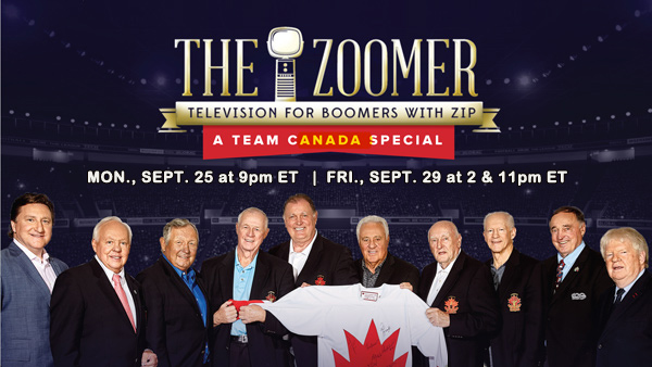 theZoomer Team Canada '72 Special