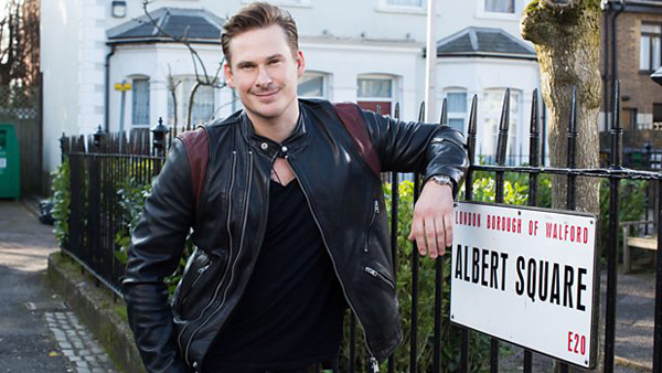 EastEnders 2017-18: Woody Woodward (LEE RYAN)