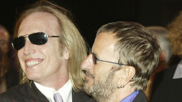 Tom Petty & Ringo Starr