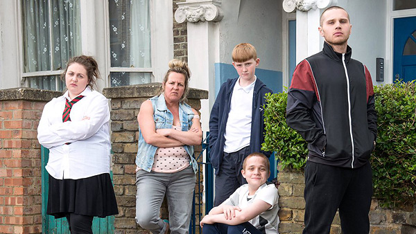 EastEnders 2017: Taylor Family