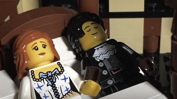 Poldark Lego