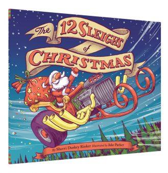 Santa's Book Bag Contest - Raincoast Books