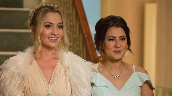 EastEnders 2017/2018: Bex and Louise Prom