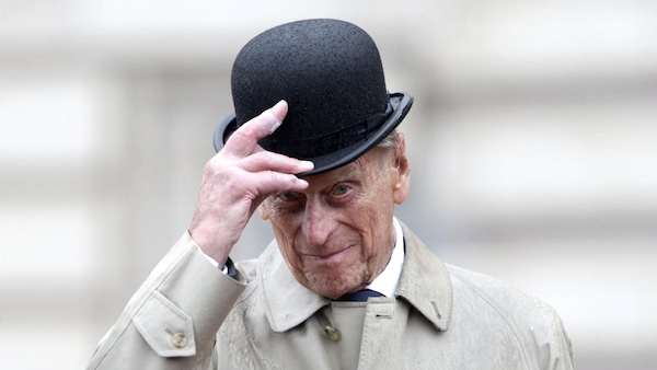 Prince Philip - Hat