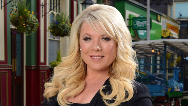 EastEnders 2018: Sharon Mitchell