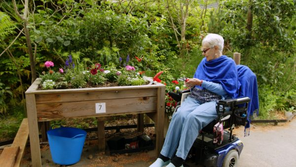 Ageless Gardens S1E2: Hospice Patient Gardening