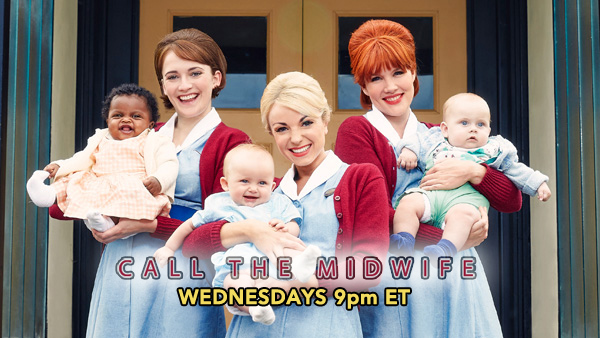 Call the Midwife Season 6 on VisionTV
