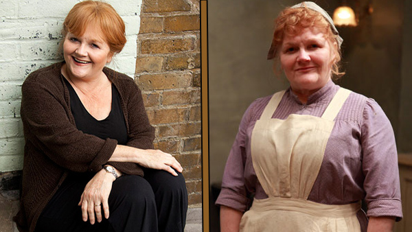 Memories of Downton Contest - Lesley Nicol as Mrs. Patmore