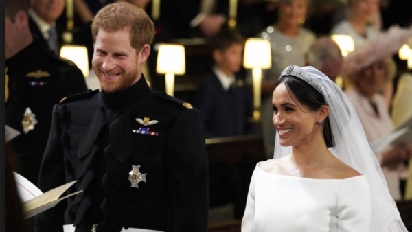 Prince Harry & Meghan Markle - Wedding