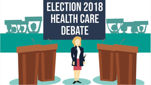 Ontario Election 2018 Health Care Debate - Fight Back with Libby Znaimer Live Stream