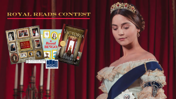 Royal Reads Contest - Rainicoast and Publishers Group Canada