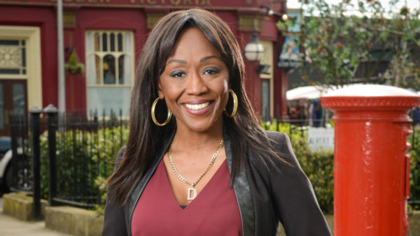 EastEnders 2018: Denise Fox (Diane Parish)