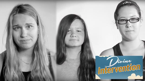 Divine Intervention S1E8: Lindsay, Emily & Lea