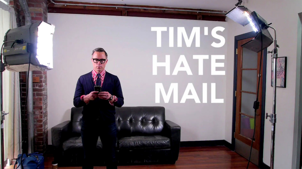 A User's Guide to Cheating Death S2 - Tim's Hate Mail
