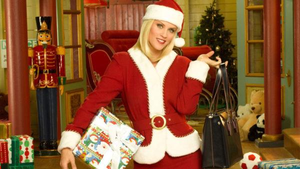 Santa Baby starring Jenny McCarthy