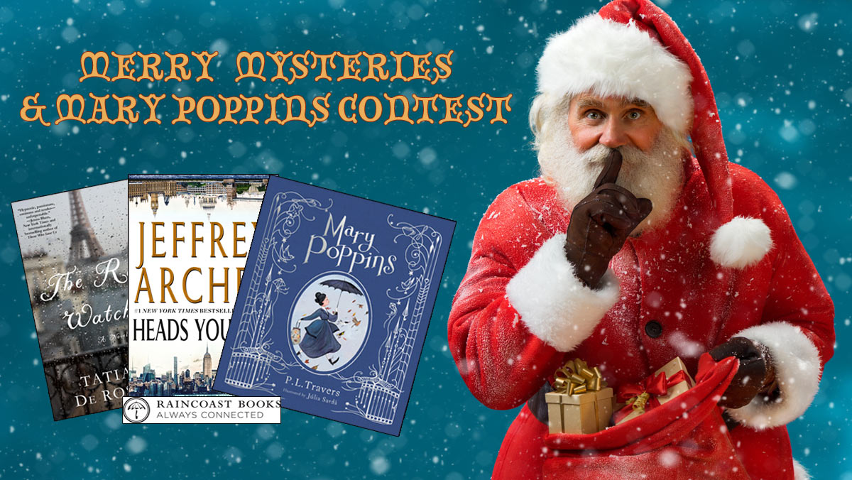 Merry Mysteries and Mary Poppins Contest on VisionTV.ca