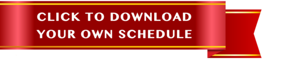5 Weeks of Christmas 2018 - Download Your Own Schedule