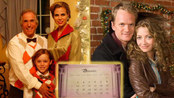 Christmas Movie Magic on VisionTV - 2018 - Article Feature Image