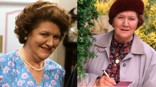 Patricia Routledge - Keeping Up Appearances / Hetty Wainthropp Investigates