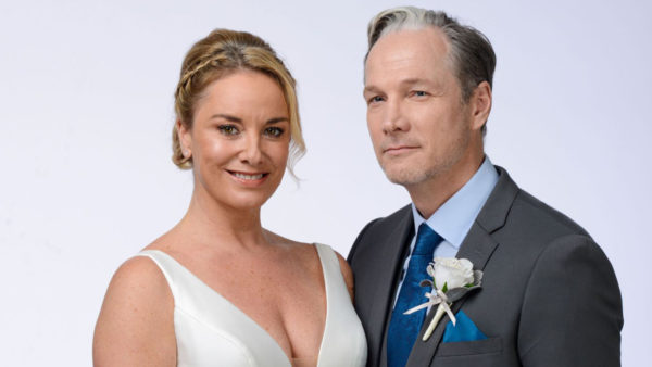 EastEnders Set 304 - May 2019 - Mel Owen and Ray Kelly Wedding