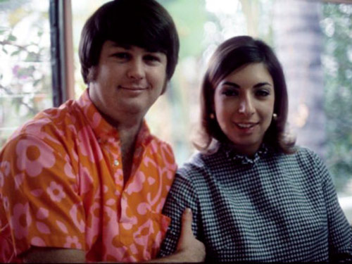 Beach Boy Brian Wilson Married Marilyn Rovell In LA She Was Sixteen At The Time He Twenty Two Couple Met A Boys Show That