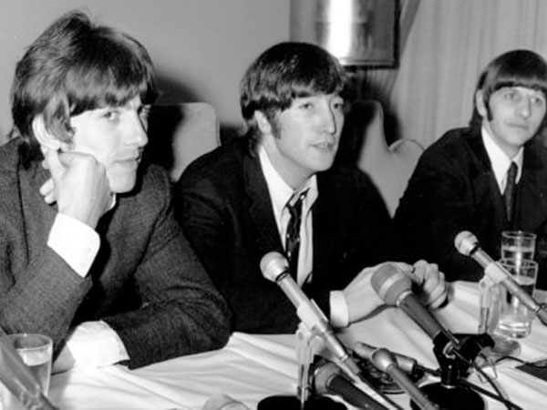 March 4th 1966 John Lennon Claims Beatles Are Bigger Than Jesus