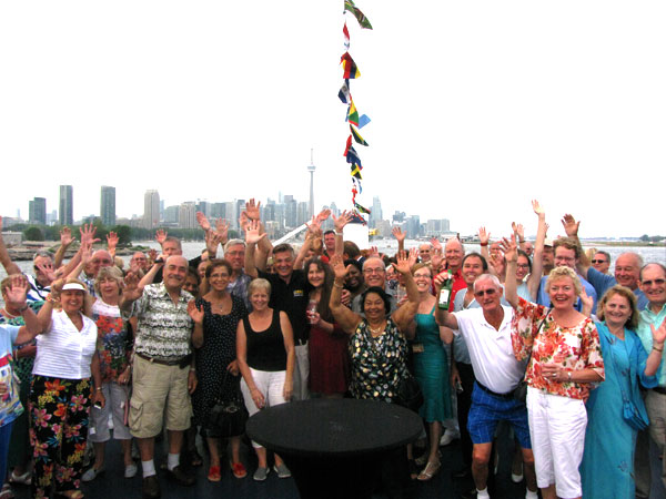 The Sold Out 2nd Annual Zoomer Radio Cruise Was A