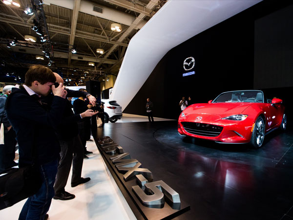 Find Us At The Canadian International Auto Show Zoomer Radio - International auto show schedule