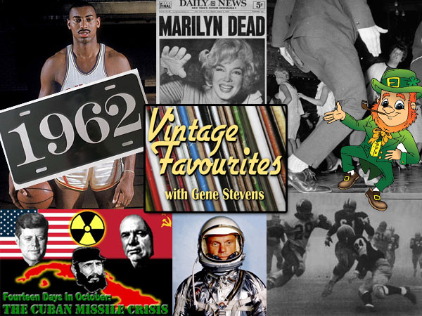 This Week On Vintage Favourites March 13th