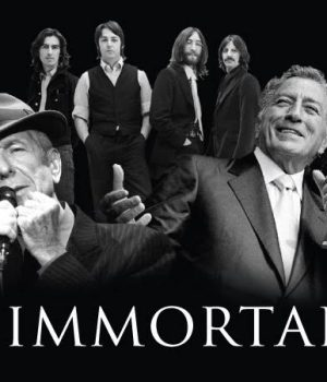 Tony Bennett and The Beatles join The Immortals This Weekend