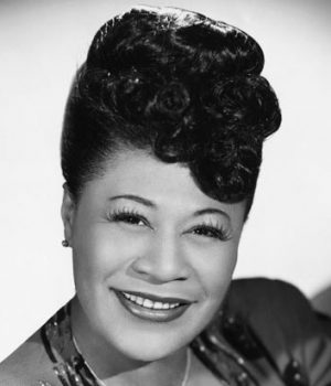 Remembering Ella Fitzgerald on her 100th Birthday!