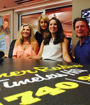 Chilina Kennedy Star of 'Beautiful: The Carole King Musical' on The Happy Gang!