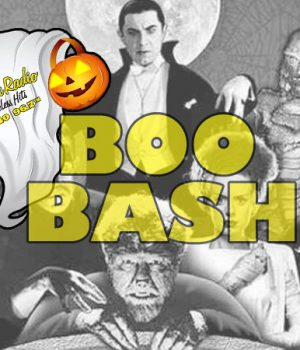 Zoomer Radio Halloween Boo Bash – TICKETS ON SALE NOW!