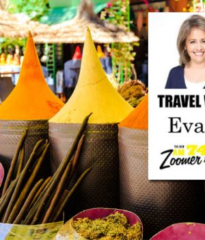 Join Eva D on a Cruise Tour of Spain, Morocco and the Canary Islands