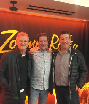 Watch our Interview with Alan Frew and Sam Reid of Glass Tiger!