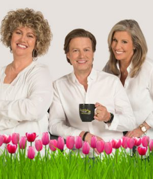 Celebrate Spring with The Happy Gang Live in Liberty Village on Monday!