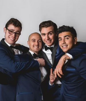 RSVP to see THE DREAMBOATS Live at Zoomer Hall!