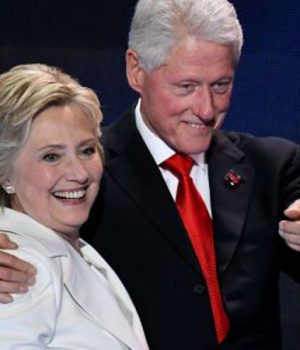 Enter to Win An Evening with President Bill Clinton and former Secretary of State Hillary Rodham Clinton